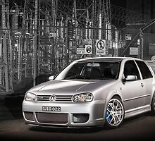 Jose's Volkswagen MkIV R32 Golf by HoskingInd