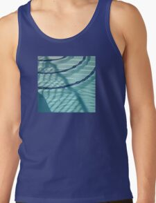pool lines and patterns T-Shirt