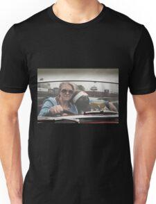 Hullywood Icons -  Mel Haynes and Robin Hope Unisex T-Shirt