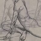 lifedrawing by Mazrad