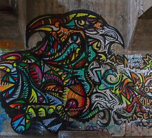 Grafitti by Ian Creek
