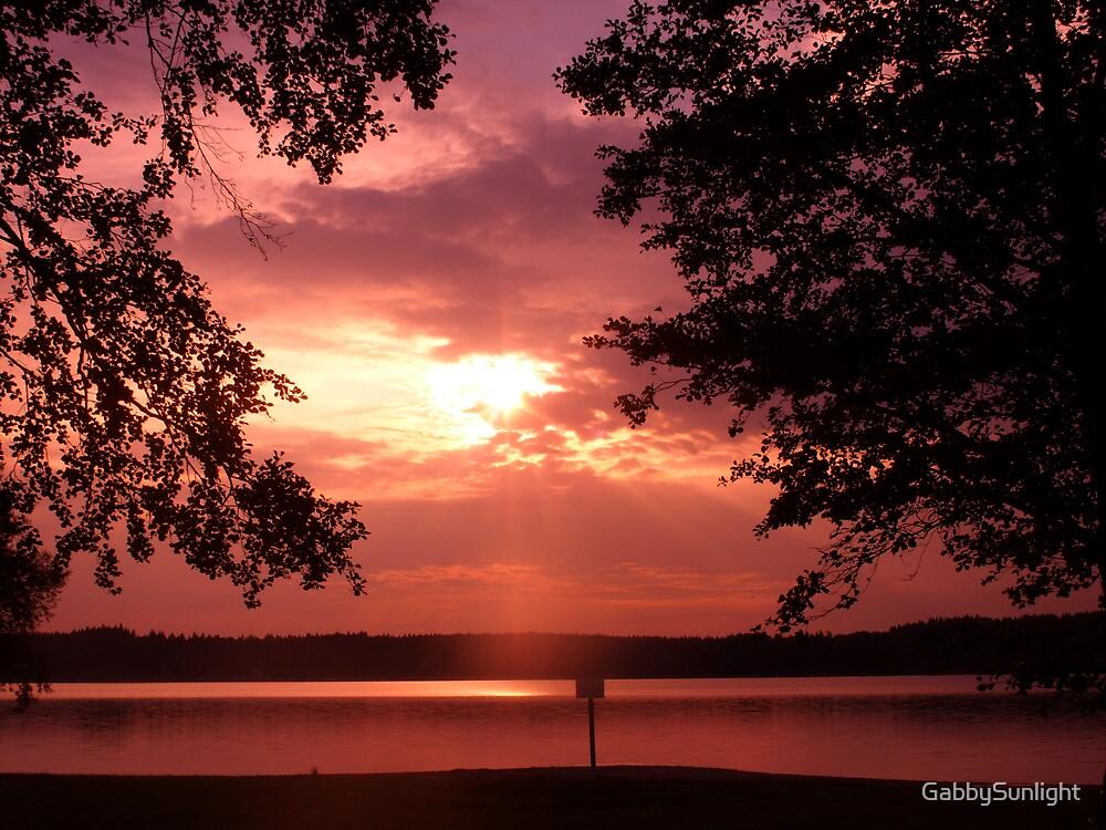 Sunset by GabbySunlight