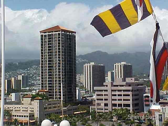Honolulu by Sheryl Sutter
