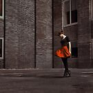 dance in red by LauraZalenga