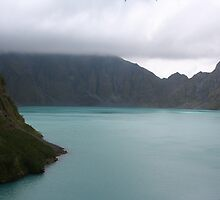 Mount Pinatubo, Philippines by cboar