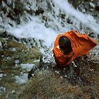 above the waterfall by LauraZalenga
