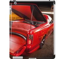 Kim Smith's VY Holden Commodore Ute 'Wildfire' iPad Case/Skin