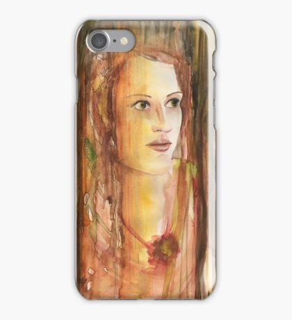 Forests' Lady iPhone Case/Skin