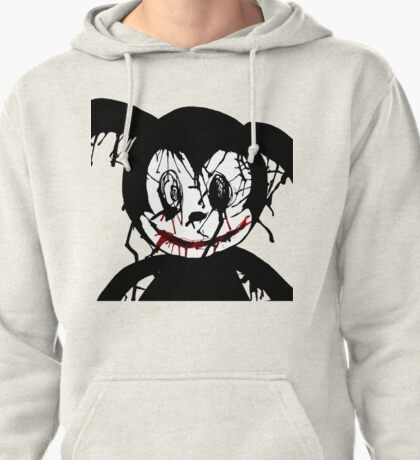 Oswald the Unlucky Rabbit Pullover Hoodie