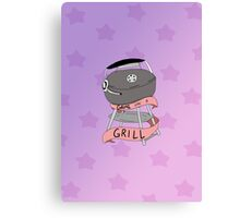 Gamer Girl/Gamer Grill Canvas Print