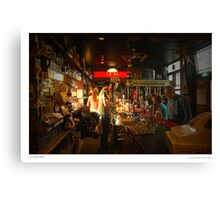 The Standard - Fitzroy Canvas Print