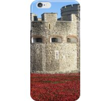 Blood-Swept Lands and Seas of Red iPhone Case/Skin
