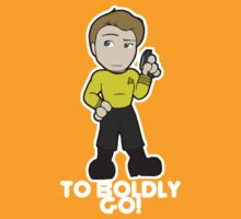 To Boldly Go! by RhiMcCullough