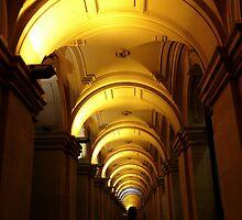 GPO: Melbourne by Anuja Manchanayake