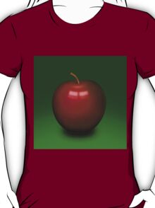 Abstract red apple T-Shirt