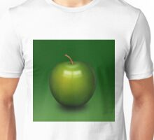Abstract green apple Unisex T-Shirt