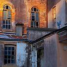 Neglected facade by farmboy