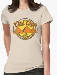 Old Giza Womens Fitted T-Shirt