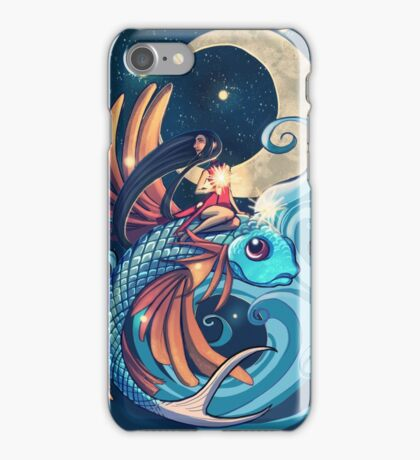 Festival of the Flying Fish iPhone Case/Skin