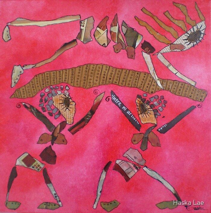Voler plus Haut by Haska Lae