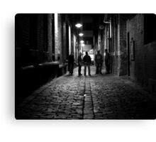 The Syndicate Canvas Print