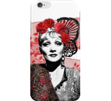 The Devil is a Woman iPhone Case/Skin
