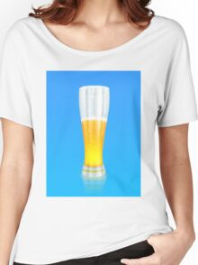 Glass of beer 3 Women's Relaxed Fit T-Shirt