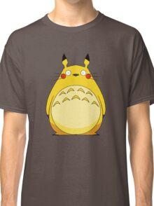 Totoro Pikachu Classic T-Shirt