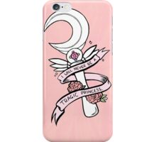 Not a Tragic Princess iPhone Case/Skin