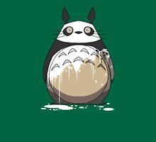 Totoro Painting Panda Unisex T-Shirt