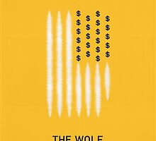 The Wolf of Wall Street by DanielDevoy