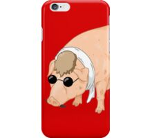Porco Rosso Back To Home iPhone Case/Skin