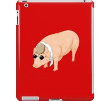 Porco Rosso Back To Home iPad Case/Skin