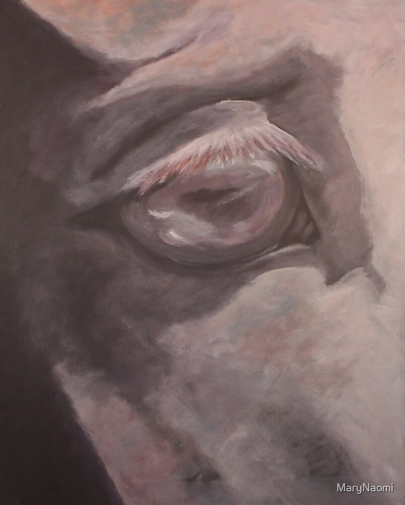 Horse by MaryNaomi