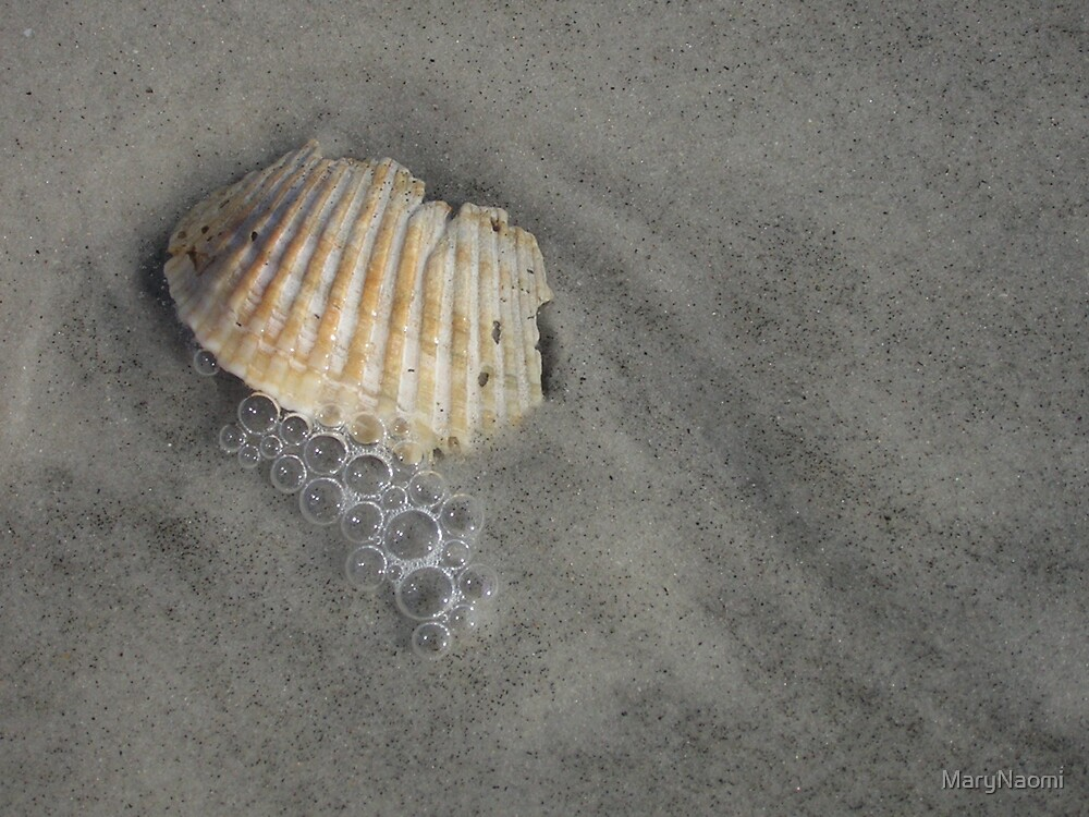 Jacksonville Beach by MaryNaomi
