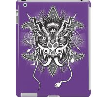 Electric Naga  iPad Case/Skin