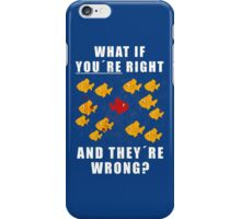 Fargo - Lester Nygaard Poster iPhone Case/Skin