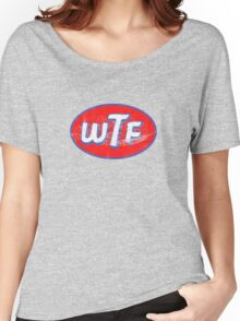STP WTF Logo Women's Relaxed Fit T-Shirt