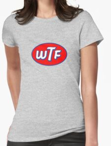 STP WTF (Without Distressing) Womens Fitted T-Shirt