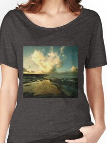 Heart of the Storm- Vintage Edition - Newtrain Bay - Cornwall Women's Relaxed Fit T-Shirt