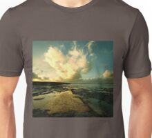 Heart of the Storm- Vintage Edition - Newtrain Bay - Cornwall Unisex T-Shirt