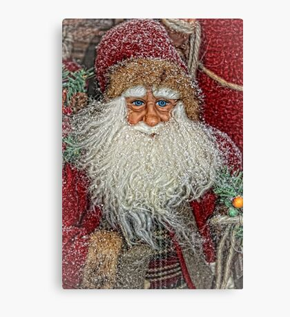 Jolly Olde Saint Nicholas Canvas Print