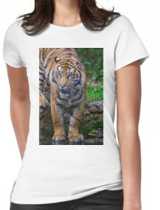 My Water Womens Fitted T-Shirt