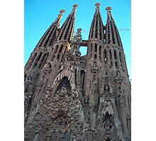 La Sagrada Família Photographic Print