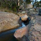 Mountain Stream I by samg