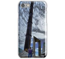 Puente del Planetario iPhone Case/Skin