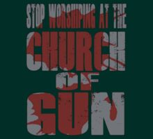 Church of Gun  by boobs4victory