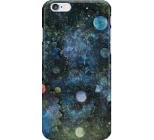 Space Time Continuum iPhone Case/Skin