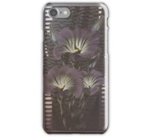 Flame Orcid iPhone Case/Skin