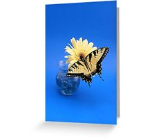 Living Color Greeting Card